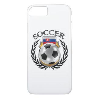 Slovakia Soccer 2016 Fan Gear iPhone 7 Case
