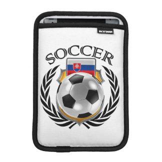 Slovakia Soccer 2016 Fan Gear Sleeve For iPad Mini