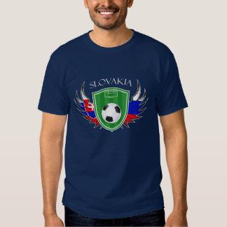 Slovakia Soccer Ball Football Tshirts