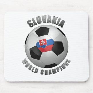 SLOVAKIA SOCCER CHAMPIONS MOUSE PAD