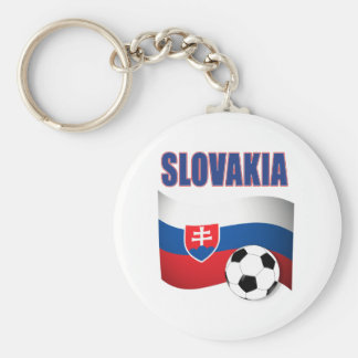 slovakia soccer football world cup 2010 keychain