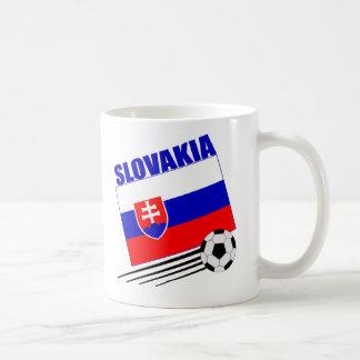 Slovakia Soccer Team Coffee Mug