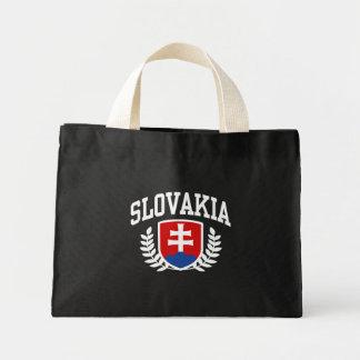 Slovakia Tote Bags