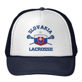 Slovakia Trucker Hat
