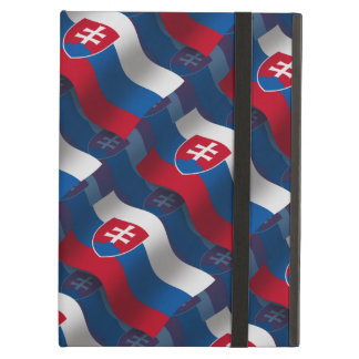 Slovakia Waving Flag iPad Air Cover
