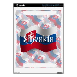 Slovakia Waving Flag Xbox 360 Skins