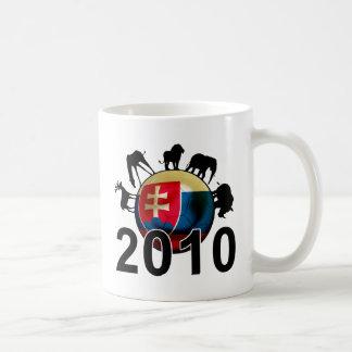 Slovakia World  2010 Classic White Coffee Mug