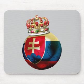 Slovakia World  Champion Mouse Pad