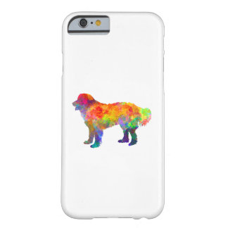 Slovakian Chuvach in watercolor Barely There iPhone 6 Case