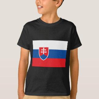 Slovakian Flag T-Shirt