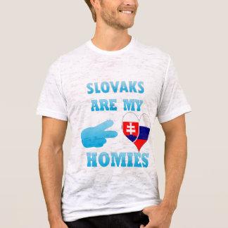 Slovaks are my Homies T-Shirt