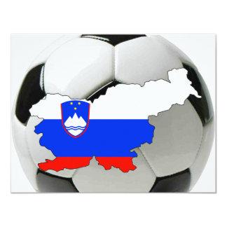Slovenia 2010 card
