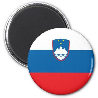 slovenia 2 inch round magnet