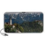 Slovenia, Bled, Lake Bled, Bled Island, Bled 2 Mini Speakers