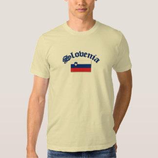 Slovenia Flag 1 Shirt