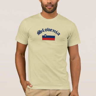 Slovenia Flag 1 T-Shirt
