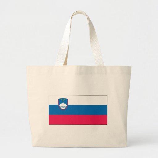 Slovenia Flag Bag