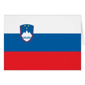 Slovenia Flag Cards