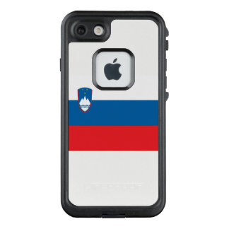 Slovenia Flag LifeProof FRĒ iPhone 7 Case