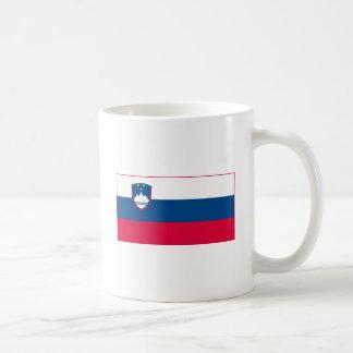 Slovenia Flag (light) Mug
