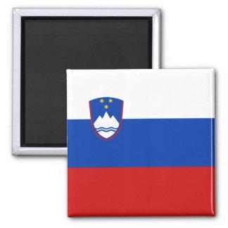 Slovenia Flag Magnet