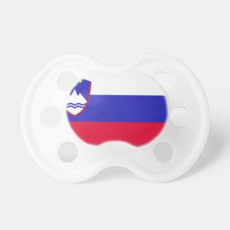 Slovenia Flag Pacifier