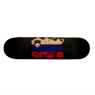 Slovenia Flag Skate Board Decks