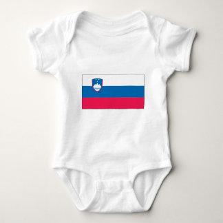 Slovenia Flag T Shirt