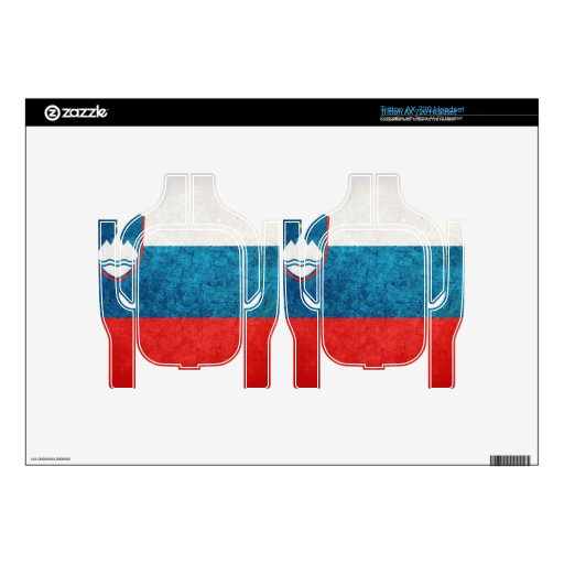 Slovenia Flag; Tritton Headset Skin