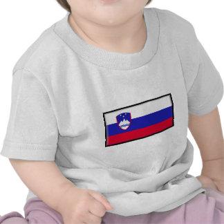 Slovenia Flag Tshirt