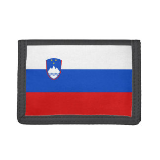 Slovenia Flag Wallet
