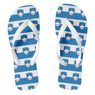Slovenia Flip Flops