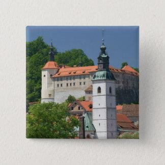 SLOVENIA, GORENJSKA, Skofja Loka: Church of St. Button