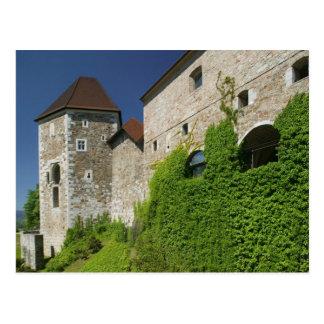 SLOVENIA, Ljubljana: Castle Hill / Ljubljana Postcards