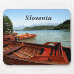 Slovenia Mouse Pads
