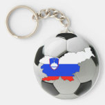 Slovenia national team keychain