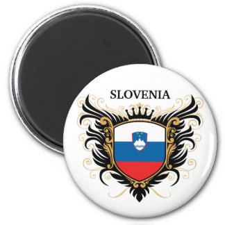 Slovenia [personalize] refrigerator magnets