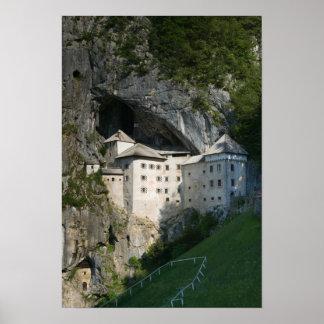 SLOVENIA, RANJSKA, Predjama Castle: 16th Poster
