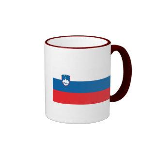 slovenia ringer mug