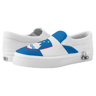 Slovenia Slip-On Sneakers
