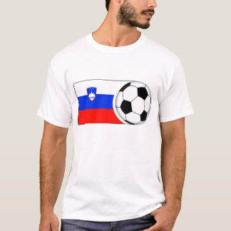 Slovenia Soccer T-Shirt