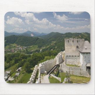 SLOVENIA, STAJERSKA Styria), Celje: Town View Mouse Pad