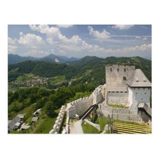 SLOVENIA, STAJERSKA Styria), Celje: Town View Postcard
