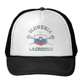 Slovenia-Vintage Trucker Hat