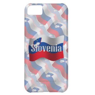 Slovenia Waving Flag iPhone 5C Case