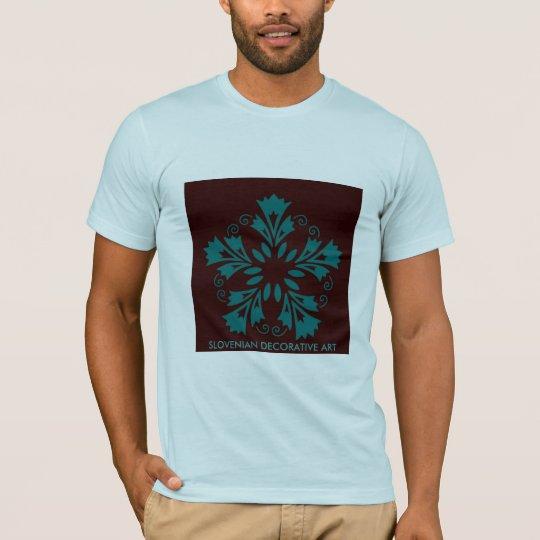 Slovenian Carnations T-shirt