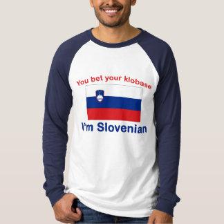Slovenian Klobase T-shirt