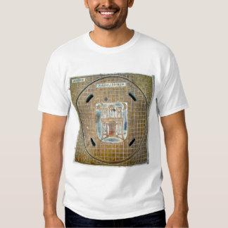 Slovenian Manhole Cover 2 T Shirt