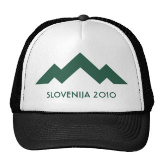 Slovenija 2010 Soccer World Cup hat