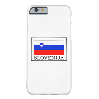 Slovenija Barely There iPhone 6 Case